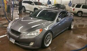 2012 Hyundai Genesis Coupe 2.0T Premium Coupe - Tastefully moded