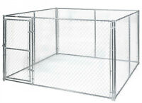 10x10 Dog Kennel