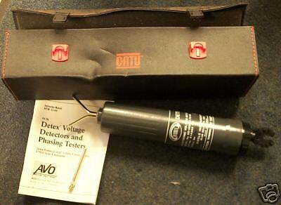 Biddle Detex Electronic Voltage Detector 514360-4 New