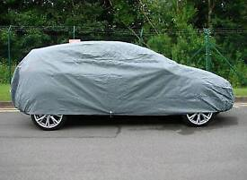 Small car breathable weather resistant cover