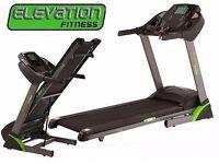 Elevation fitness tredmill