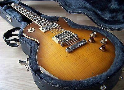 Die 1959 Gibson Les Paul von Peter Green