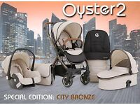 Oyster 2 Special Edition City Bronze