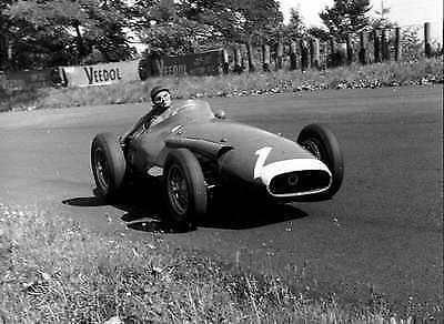 Platz 4: Juan Manuel Fangio aus Argentinien