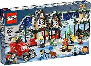 Brand New Lego 10222 Winter Village Post Office Hornsby Hornsby Area Preview