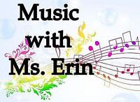 Music with Ms. Erin