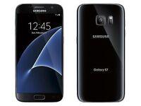Samsung galaxy s7 black O2