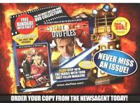 FREE FREE FREE Dr Who Fact Files in 6 folders