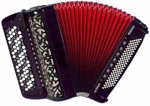 Chromatic button accordion wanted