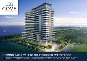 Hot sale Assigment 1B+D ! Etobicoke Waterfront !Only 420k !