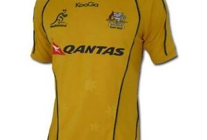 Wallabies jersey brand new with tags Arana Hills Brisbane North West Preview