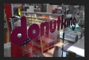 Donut King Victoria Point, Redlands. Popular & busy Cafe. Victoria Point Redland Area Preview