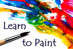 Painting classes for non artists