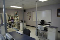 Beauty classroom for rent