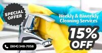 Budget Cleaning Services #1 Cleaning Service in the Valley