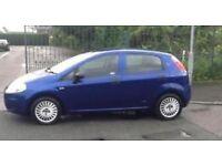 58 Fiat Grande Punto 1.2cc *Low Miles* 5 Door* Service History*Mot**BARGAIN £1695**