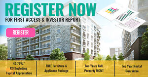 REGISTER Today for Info on this Turnkey Waterloo Investment Kitchener / Waterloo Kitchener Area image 2
