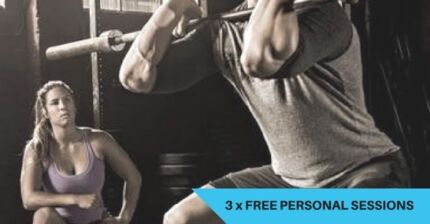 💥[ATTENTION FITNESS LOVERS LIMITED SPOTS]💥