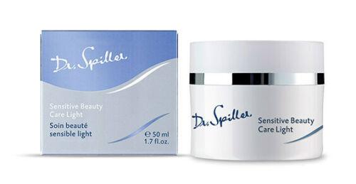 Sensitive Beauty Care Light 24h - Creme, 50ml, von Dr.Spiller