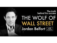 Meet the Wolf Of Wallstreet in London