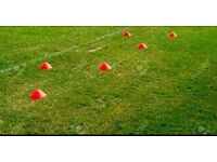 Private football coaching