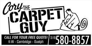 Cory the carpet guy