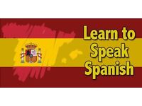 Learn speaking Spanish.