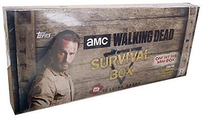 Used, 2016 Topps The Walking Dead Survival Box Hobby Brand New Factory Sealed for sale  Shipping to Nigeria