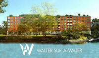 Walter sur Atwater - disponible maintenant!