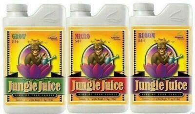 Advanced Nutrients Jungle Juice Grow 4 Liter - 3 part base