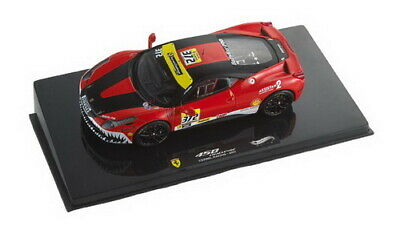 1:43 Ferrari 458 n°372 Challenge 2011 1/43 • HOT WHEELS X5506