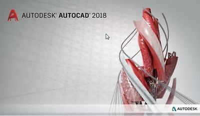 Autodesk Autocad 2018 For Windows Instant Within 24 Hours