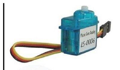 Osepp Ls-0006 Arduino Compatible Ls-0006 Servo - Plastic Gear Analog Medium
