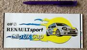 Renault Clio Stickers