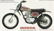 1973 Honda XR75