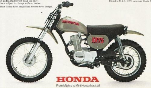 on 1976 Honda Ct70