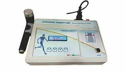 1&3 MHz Ultrasound Ultrasonic Therapy machine Advance Microprocessor based