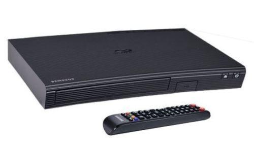 Samsung - Streaming Blu-ray Player Black BD-J5100/ZA