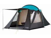 Lichfield Minok 5 tent used four times rep £200