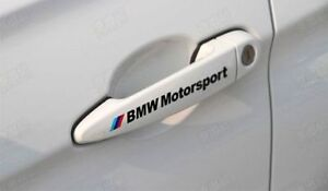 4 x BMW Aufkleber Sticker Türgriff Auto Motorsport SCHWARZ M Power 11x 120mm - Koszalin, Polska - 4 x BMW Aufkleber Sticker Türgriff Auto Motorsport SCHWARZ M Power 11x 120mm - Koszalin, Polska