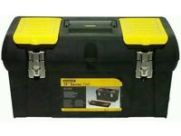 "STANLEY TOOLBOX 19"" - EXCELLENT CONDITION - £8"