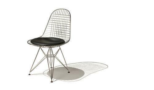 eames wire chair ebay. Black Bedroom Furniture Sets. Home Design Ideas
