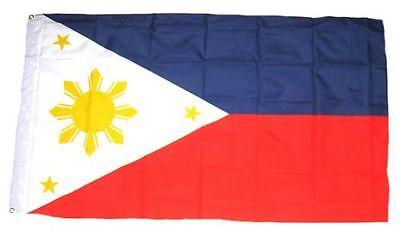 Fahne / Flagge Philippinen NEU 90 x 150 cm Flaggen