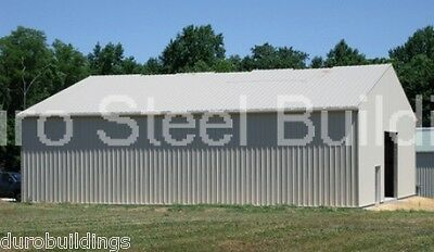 Durobeam Steel 24x24x11 Metal Prefab Garage Workshop Building Structure Direct