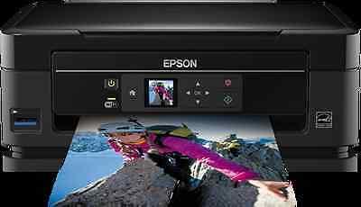 Epson Stylus SX430w & SX435w Printer Engineers Service Reset and Repair CD