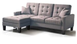Bennett Sectional sofabed