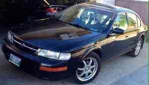 1998 Nissan Maxima GLE Sedan
