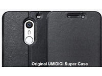 UMI SUPER original flip case, with Wake/Sleep function.