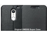 UMI SUPER original flip case, with Wake/Sleep function