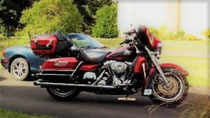 Harley Davidson Ultra Classic - Excellent Condition! $10000 OBO